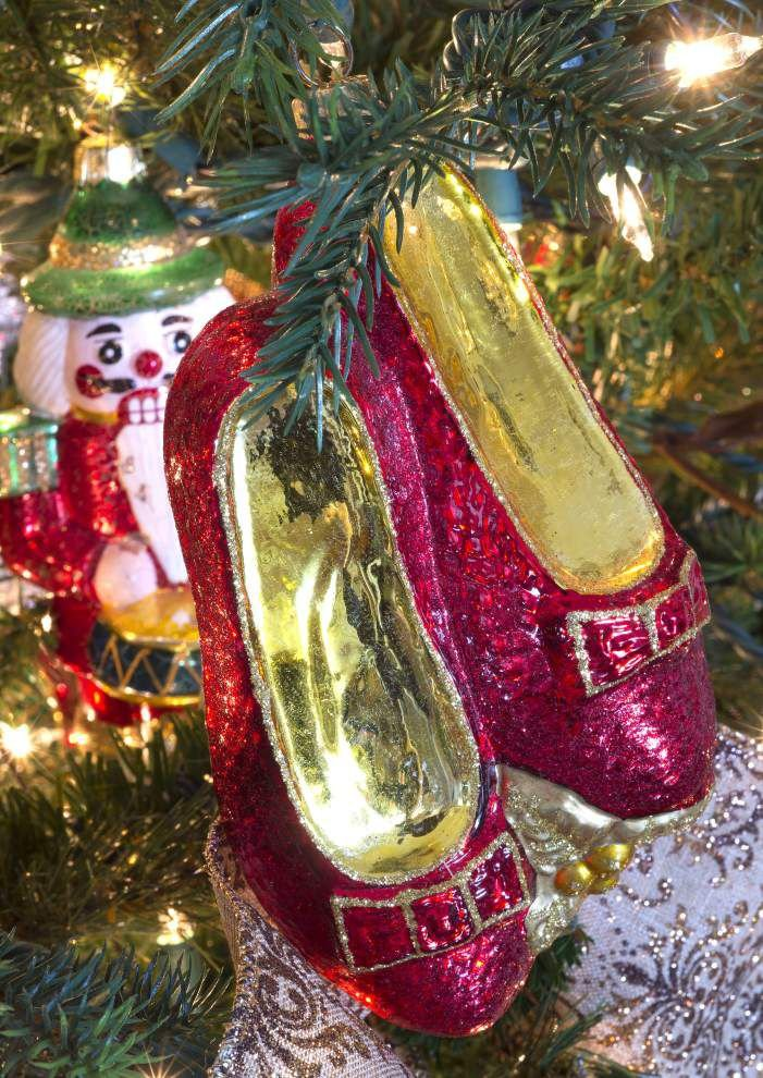 Diane Tate's 'Wizard of Oz' Christmas trees celebrates her successful brain surgery _lowres