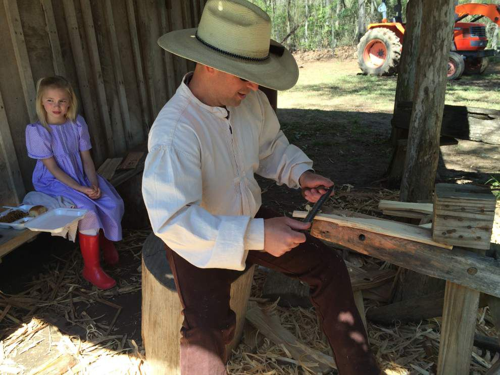 Visitors, residents enjoy 45th annual Audubon Pilgrimage _lowres