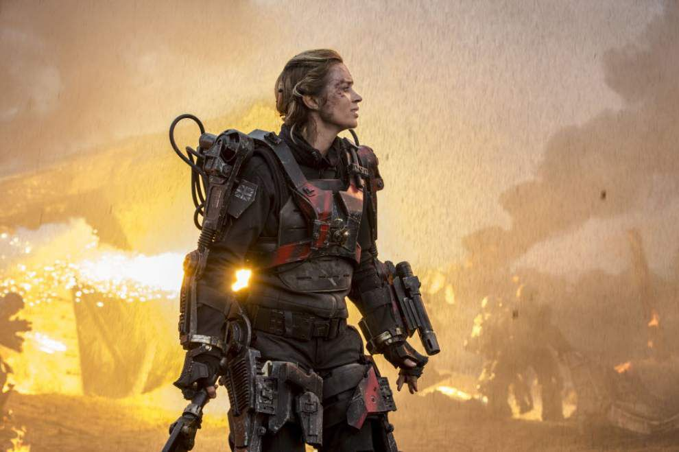Review: 'Edge of Tomorrow' the right kind of rerun _lowres