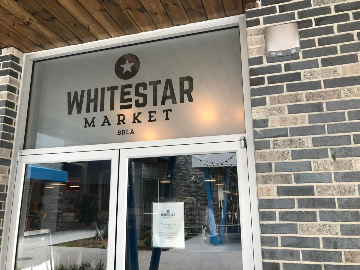 White Star Market 9 for Red