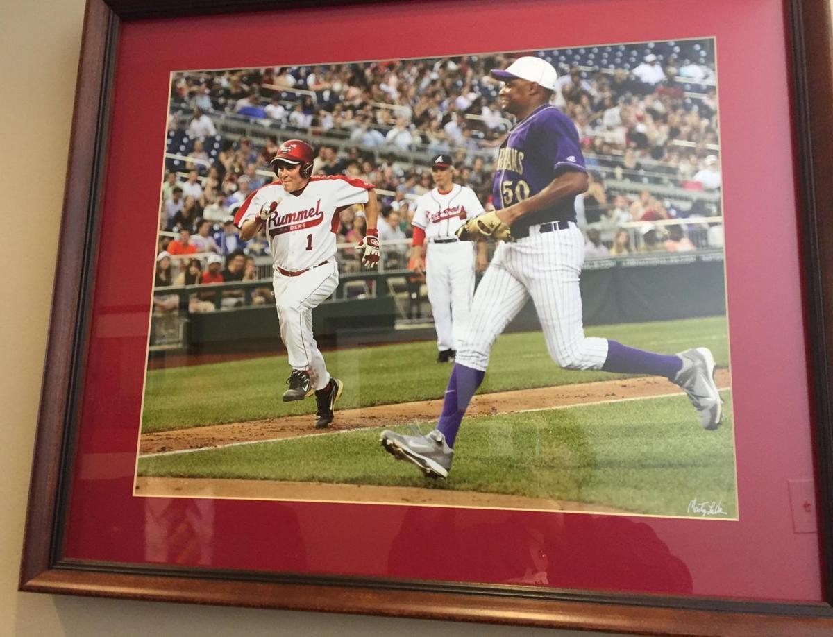 Steve Scalise baseball