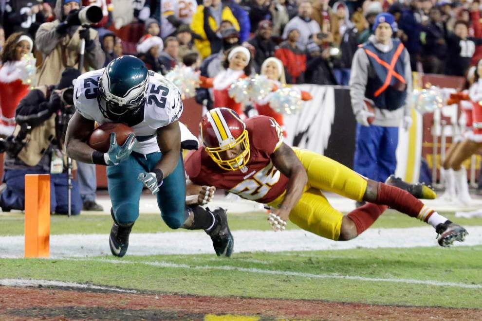 Redskins beat Eagles 27-24, putting Philadelphia on brink of elimination _lowres