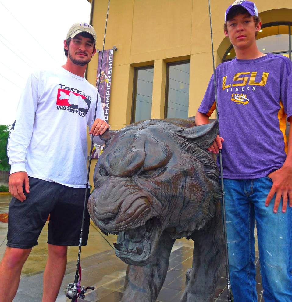 LSU fishing team has big dreams _lowres
