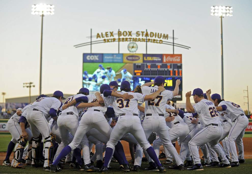 LSU, Texas A&M series nearly completely sold out _lowres