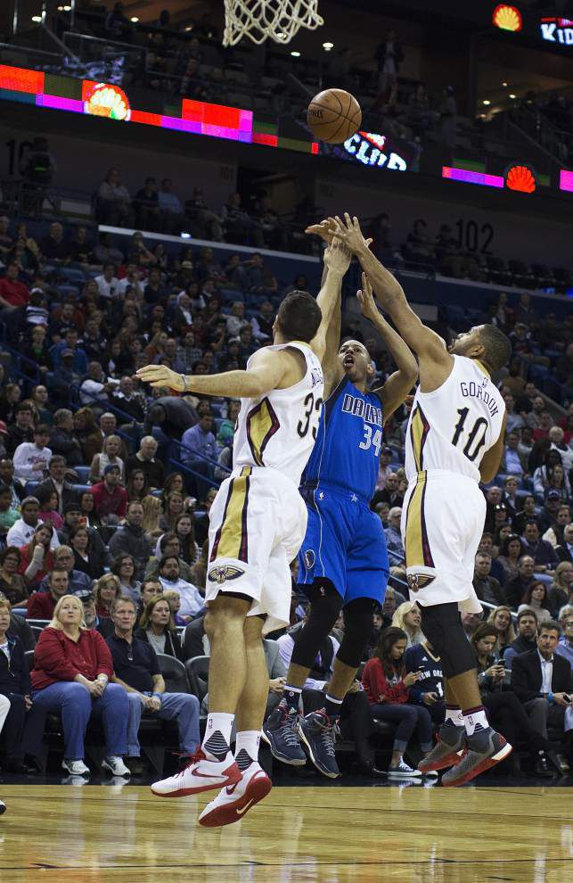 Quincy Pondexter close to return; Tyreke Evans back for Pelicans _lowres