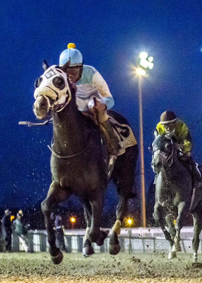 Tom and Gayle Benson's Mo Tom bound for Kentucky Derby _lowres