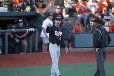 Oregon State takes revenge, dominates LSU in NCAA Regional rout