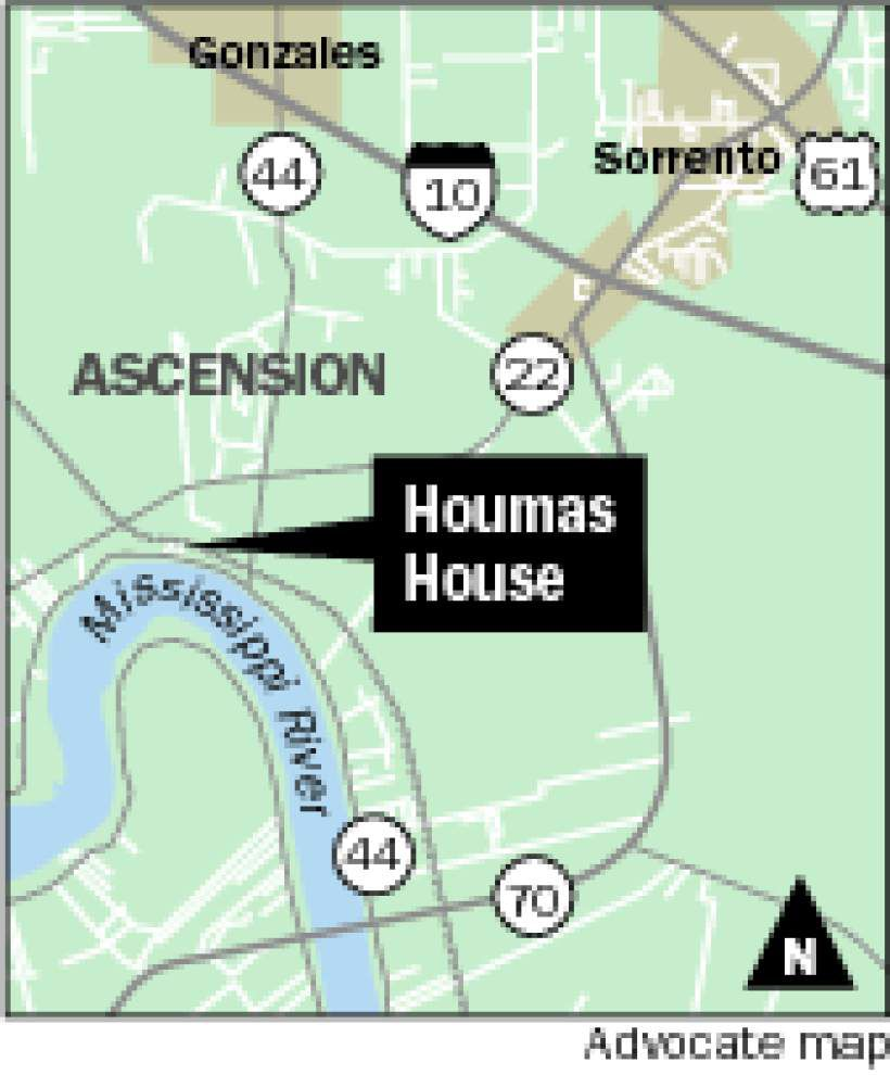 Steamboat museum still in the works, but new plans involve building on Houmas House _lowres