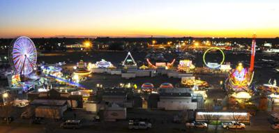 Photo: Le Festival de Mardi Gras fair this weekend in Lafayette _lowres (copy)