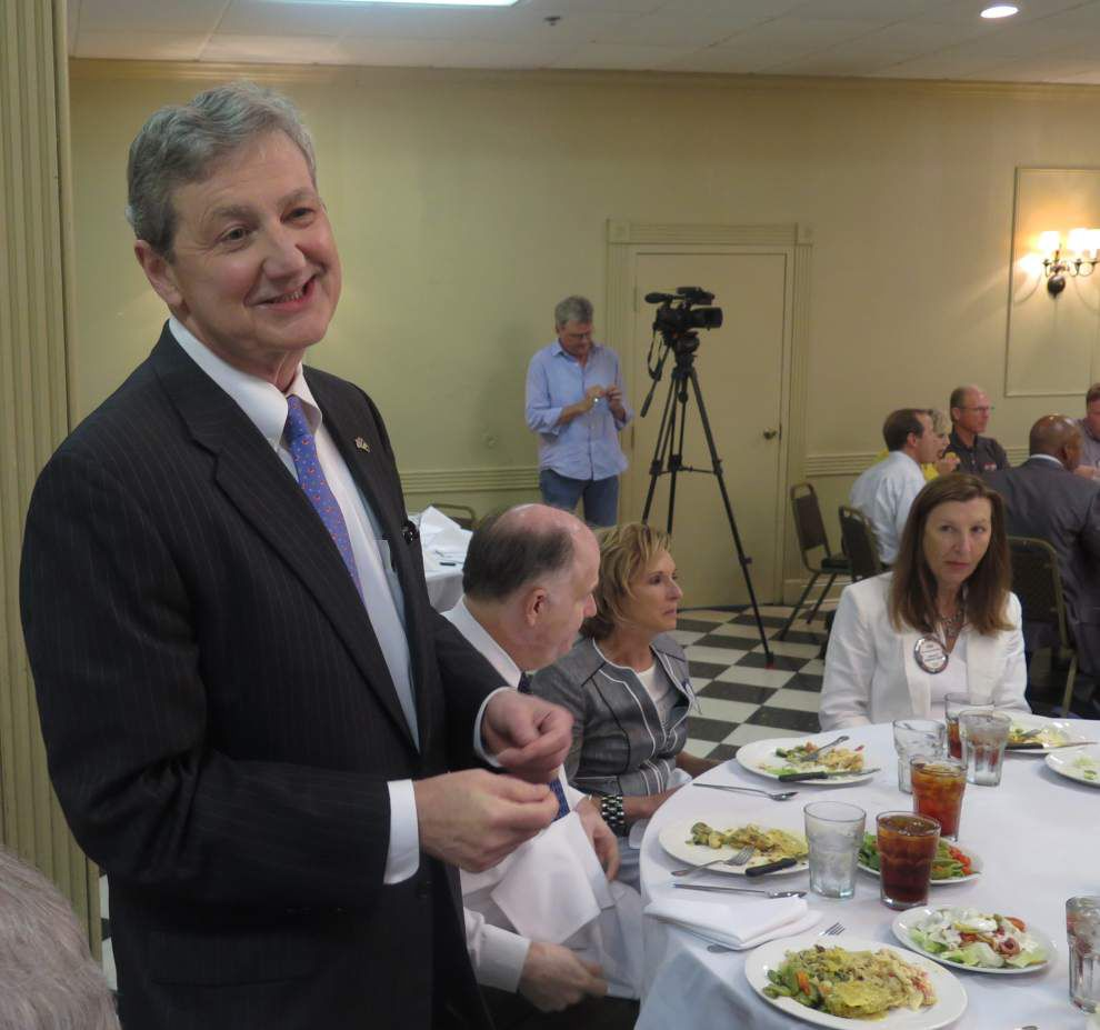 Treasurer John Kennedy on next governor: Needs to be cross between Socrates, Dirty Harry _lowres