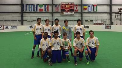 East Ascension soccer teams bring home cups _lowres