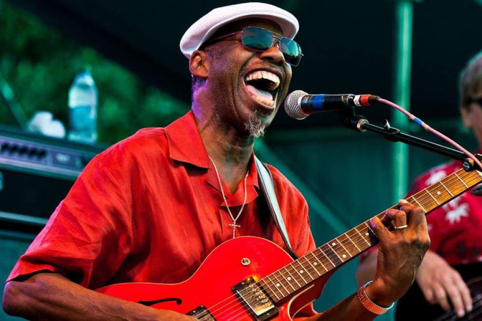 Here's who to see and what to do at this weekend's Baton Rouge Blues Festival _lowres