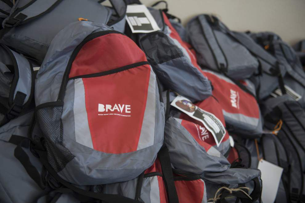 BRAVE event puts supplies, resources in hands of Baton Rouge youths heading back to school _lowres