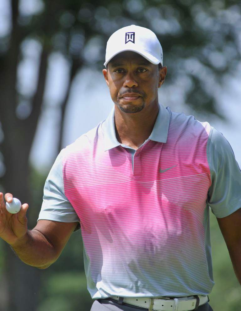 Woods off to solid start in Bridgestone Invite _lowres