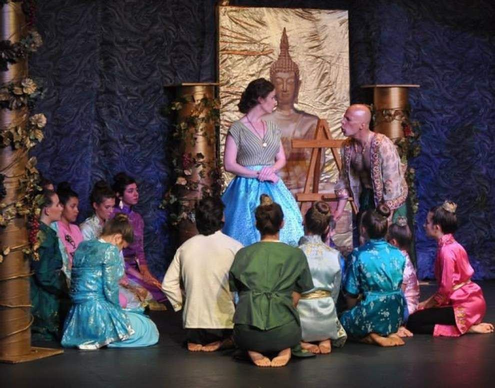 Review: Playmakers' 'King and I' is lovable community theater _lowres