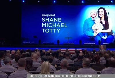 Shane Totty funeral