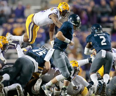 'Don't think:' How the always nervous JaCoby Stevens finally found a spot at LSU