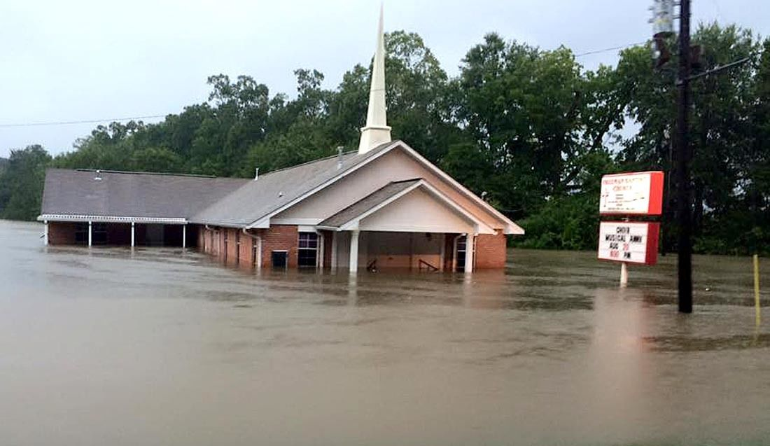 Flooding impacts East and West Feliciana parishes | East