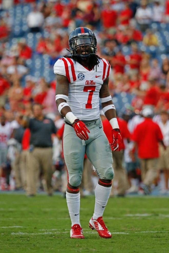 SEC notebook: Ole Miss' Trae Elston to sit out first half vs. Texas A&M _lowres