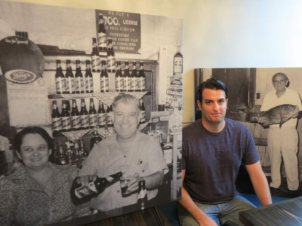 What's Cooking: From deep roots, chef branches out _lowres