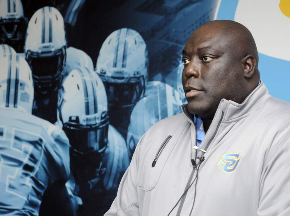 Podcast: The Advocate's Southern University athletics podcast _lowres