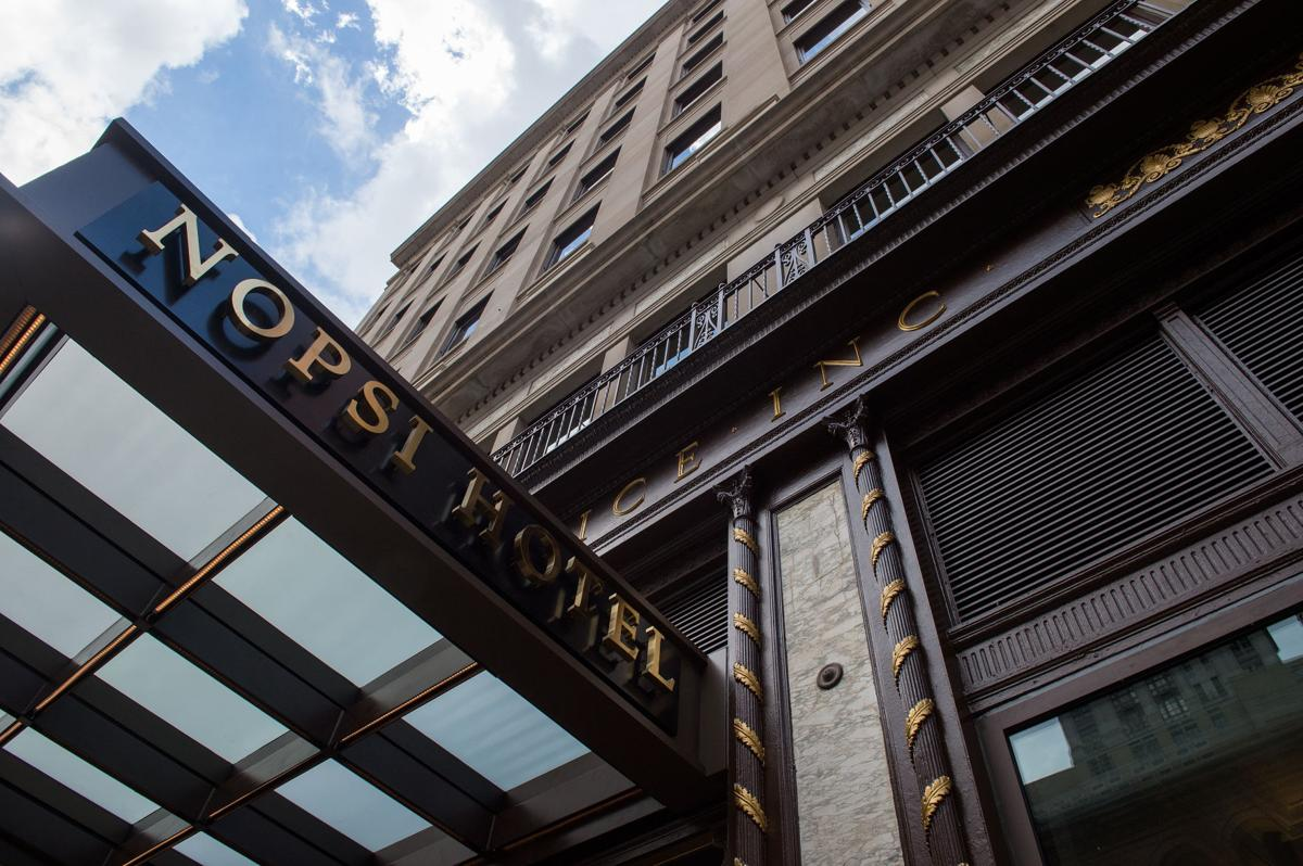 Nopsi Hotel Opens Doors  And A One