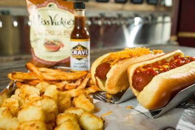 Crave Hot Dog
