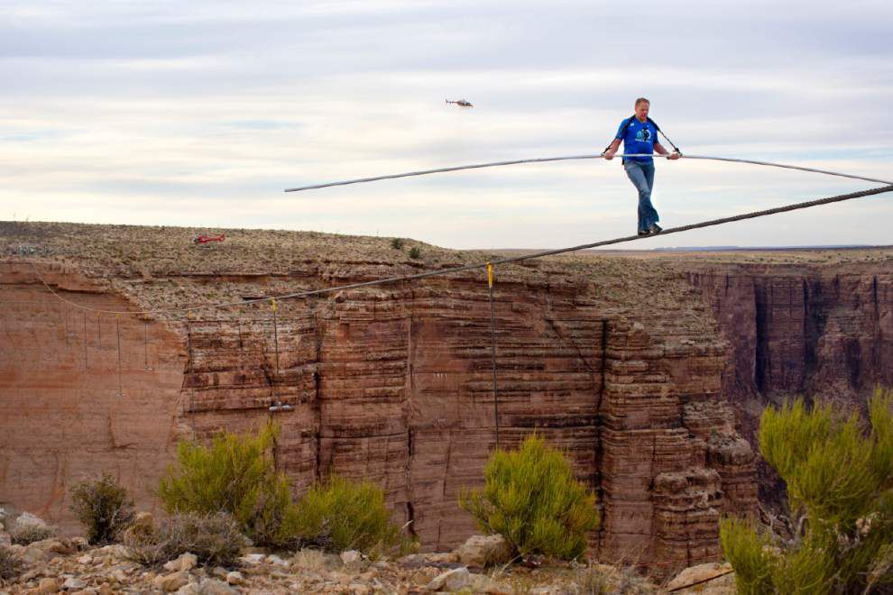 Discovery says Wallenda's next walk is in Chicago _lowres