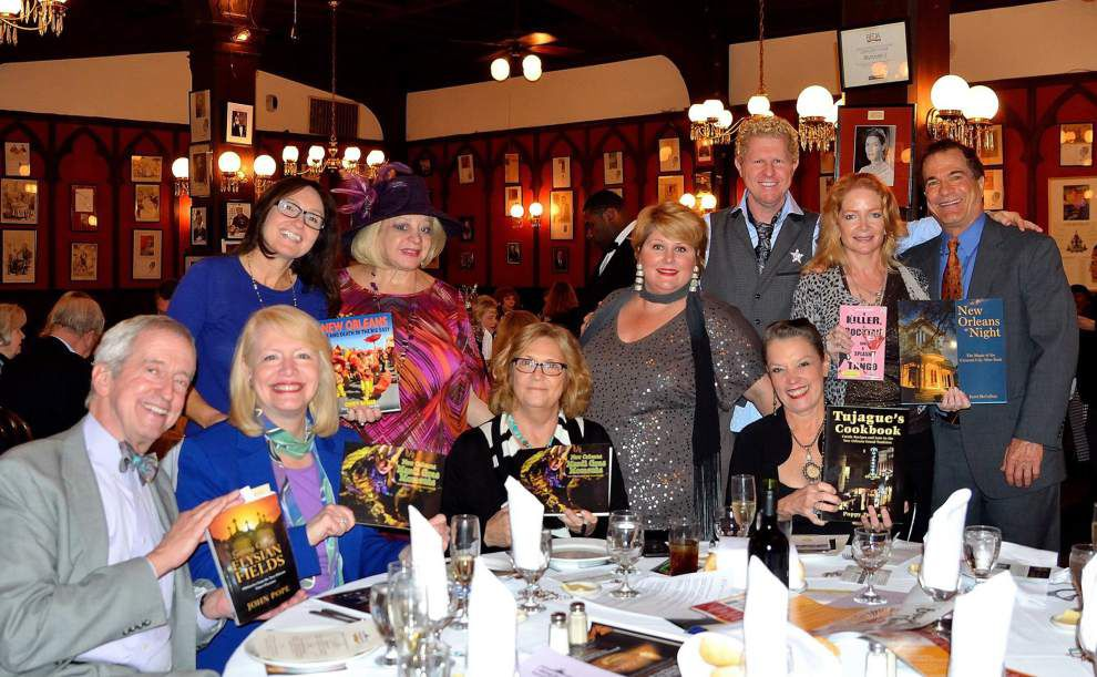 Round Table Luncheon salutes New Orleans authors _lowres