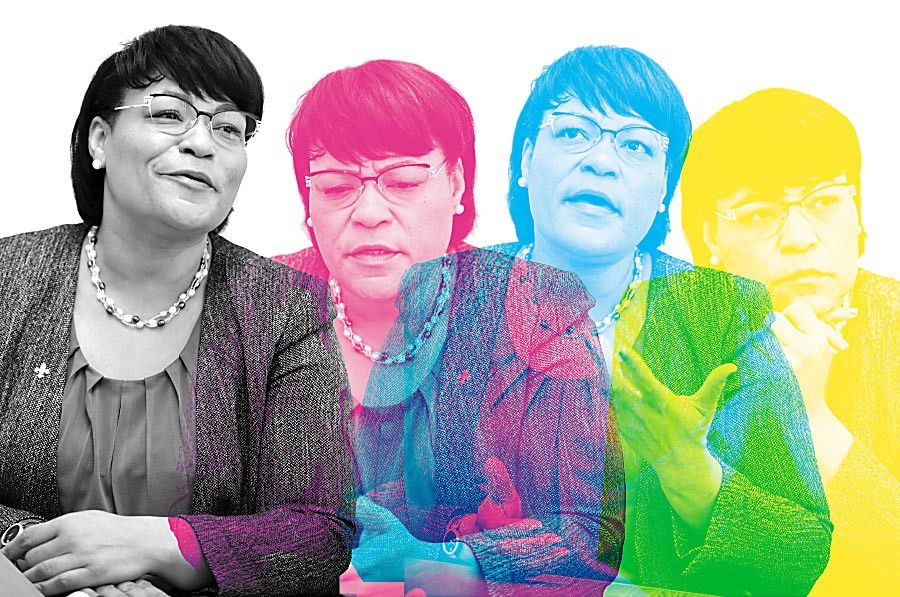 The Gambit interview: LaToya Cantrell_lowres