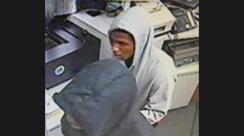 Lafayette police seeking thieves who stole prescription drugs from CVS Pharmacy on Pinhook Road _lowres