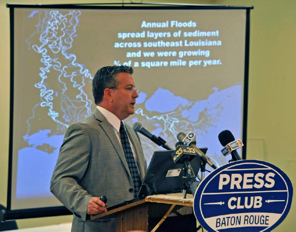 Zeringue: Diversions are essential to coastal restoration _lowres