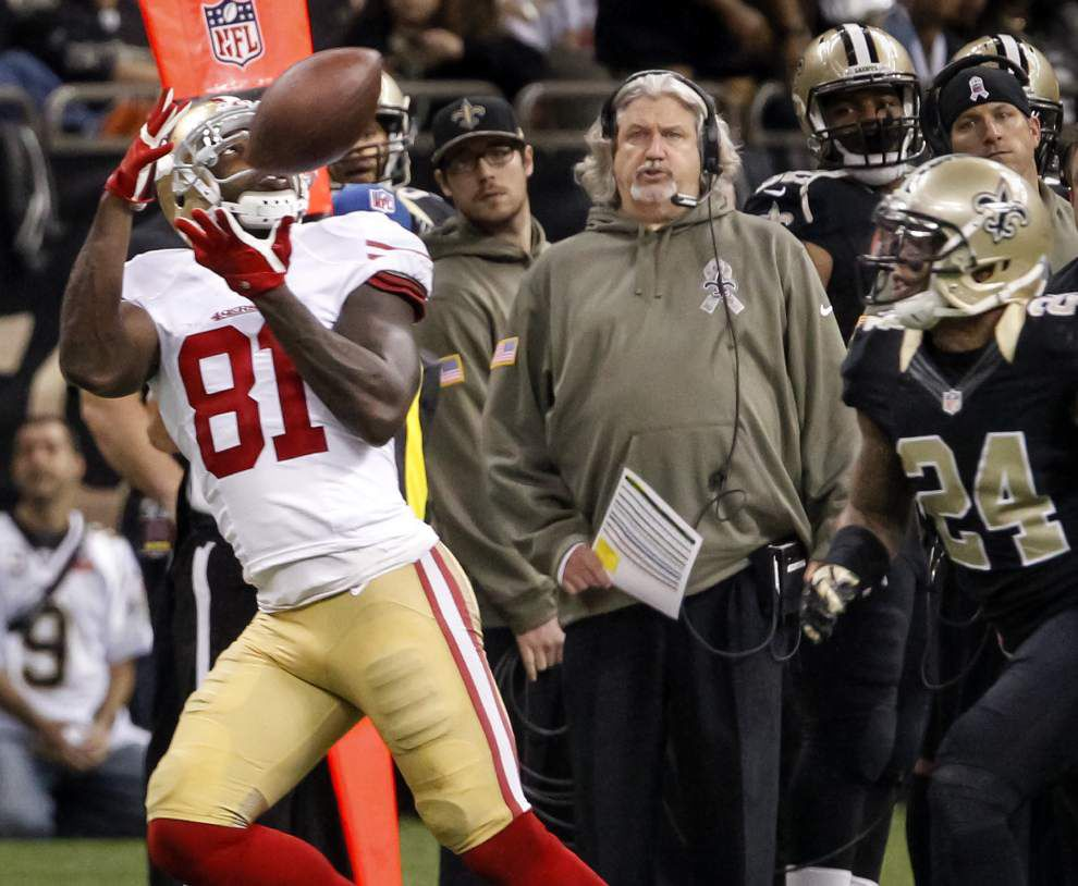 Nick Underhill: Saints did all they could to improve defense, but clearly Rob Ryan was not getting job done _lowres