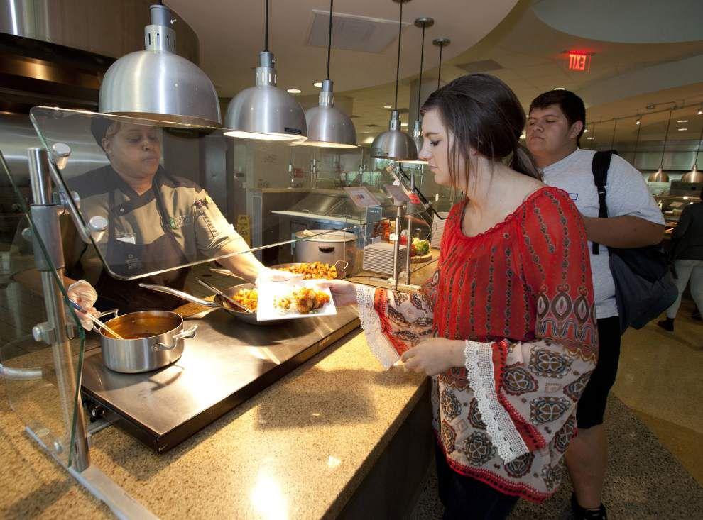 SLU ranks No. 1 for La. college food _lowres