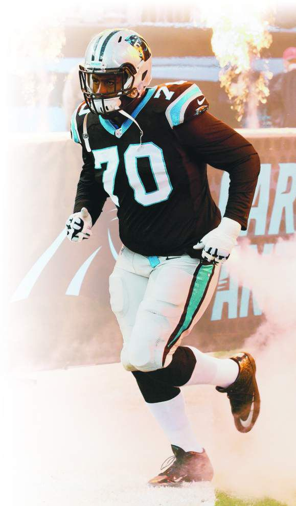 From neglected prospect to Super Bowl participant: Trai Turner has come a long way _lowres
