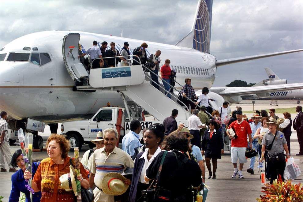 U.S.-Cuba aviation deal allows 110 scheduled flights per day _lowres