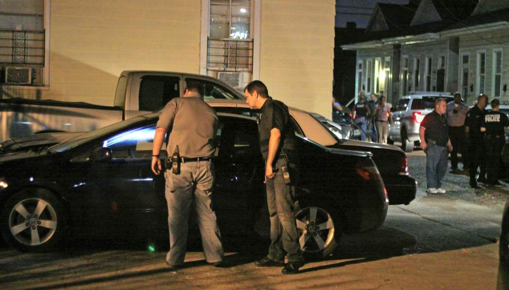One of at least 2 men believed connected to streak of Uptown New Orleans armed robberies arrested _lowres