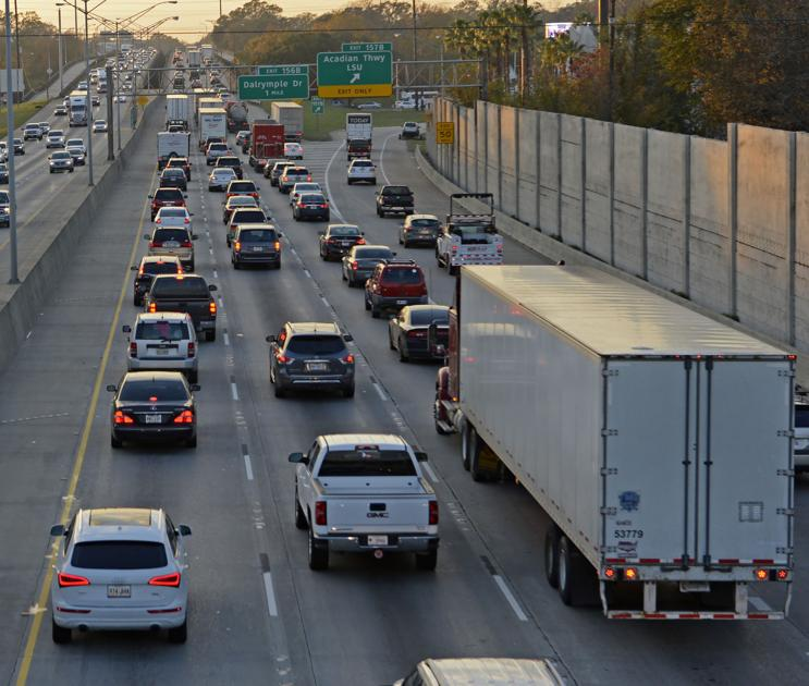 I-10 widening plan in Baton Rouge may fall short of goal, DOTD chief says