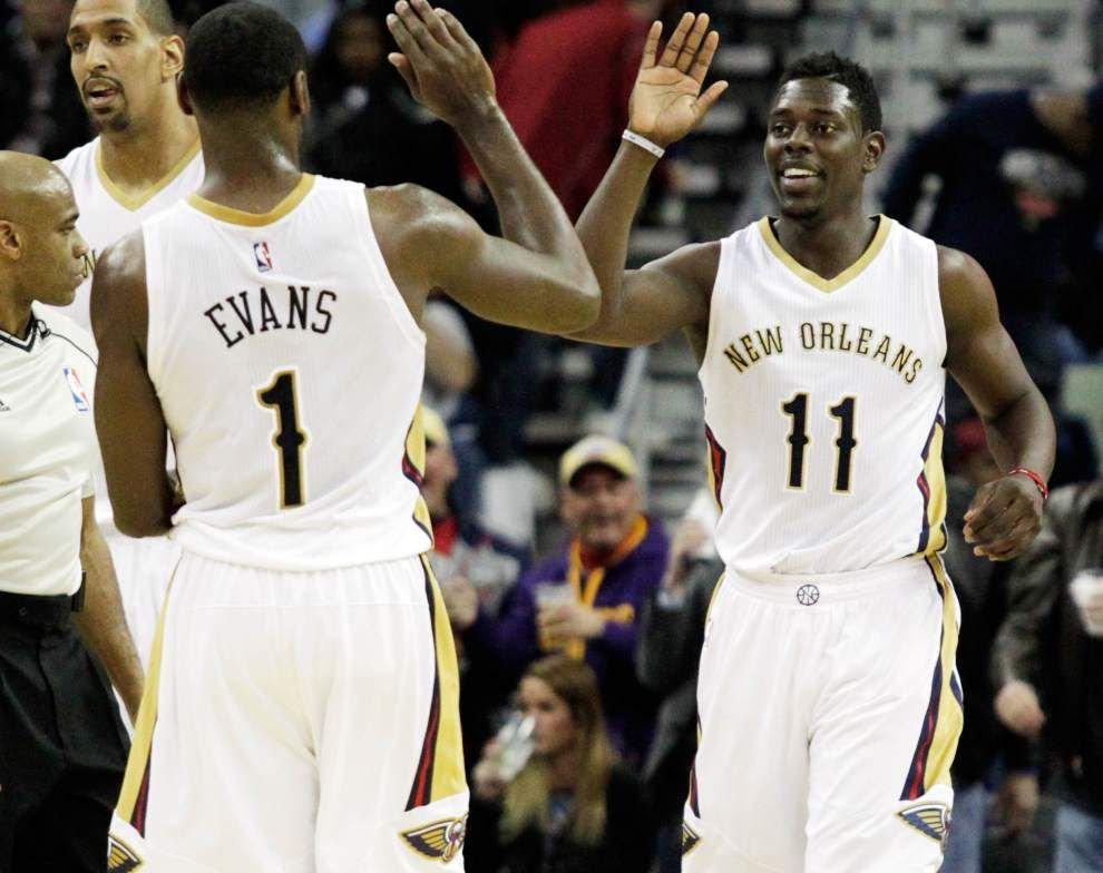 Pelicans bounce back from tough losses to beat division-leading Grizzlies 106-95 _lowres