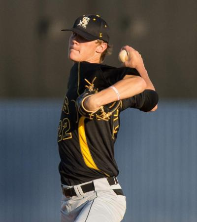 St. Amant's Blayne Enlow makes first cut for USA Baseball 18-and-under team _lowres