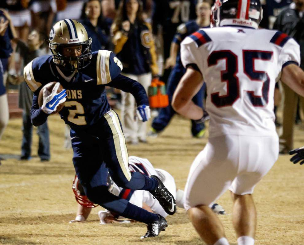 Photos: New Orleans prep football _lowres