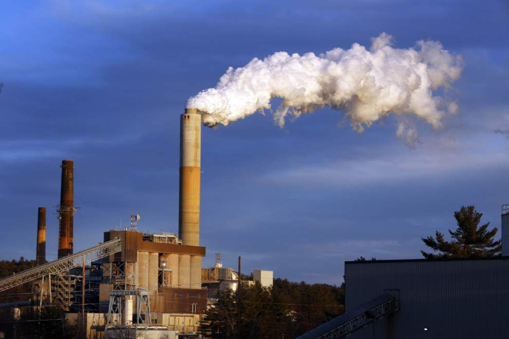 Federal rule is on hold, but Louisiana's environmental chief still plans to restrict coal-fired power plant emission _lowres