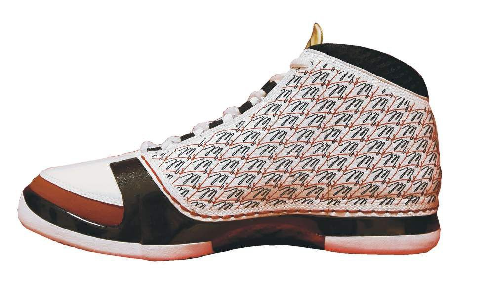 SNEAKPEEK   Rise of the sneaker subject of new museum exhibit _lowres