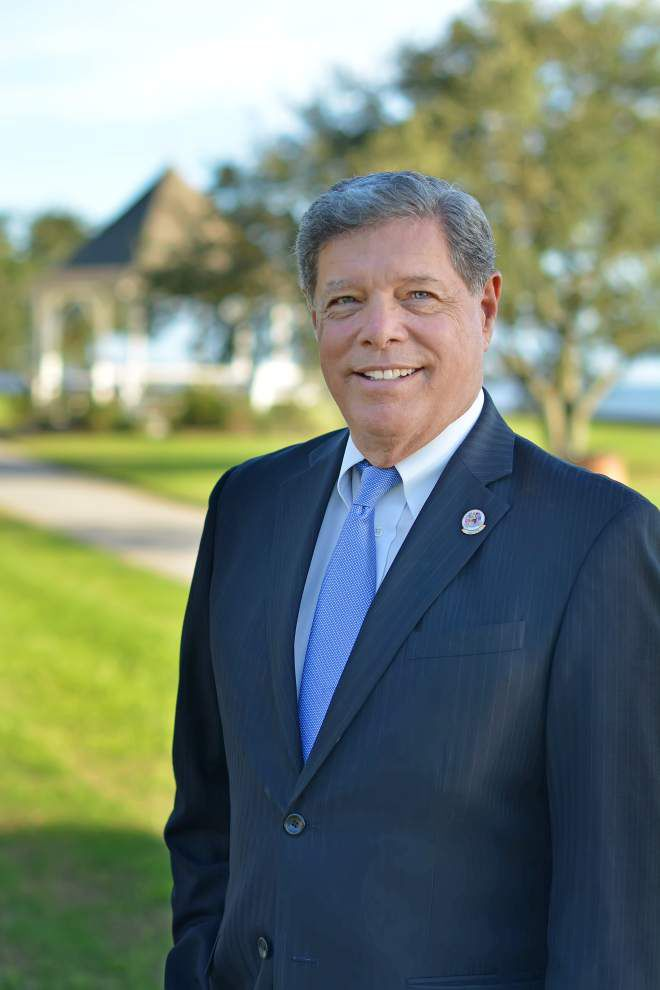 Expect vicous political battle between Donald Villere, Rick Danielson for Mandeville mayor _lowres