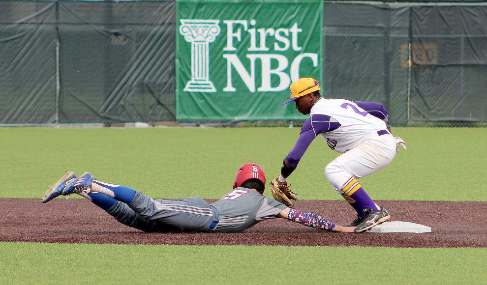 District 9-5A leader John Curtis rolls to 13-2 win over St. Aug _lowres