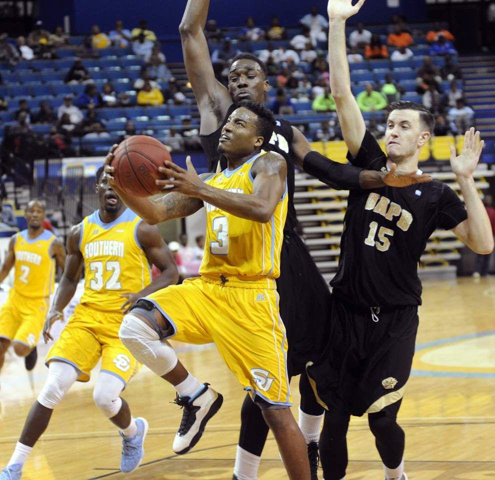 Balanced Southern defeats Arkansas-Pine Bluff _lowres