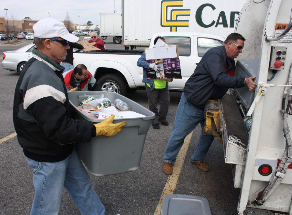 Drop-off recycling cut to every other month _lowres