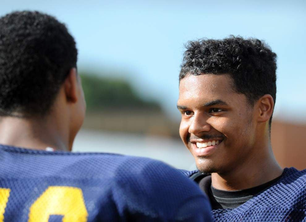 Carencro's Gabe Duffy flourishing in new role as DB _lowres