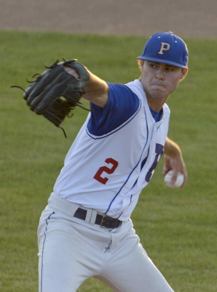 Class 3A semifinal: Parkview Baptist features strong pitching, while Evangel piles up runs _lowres