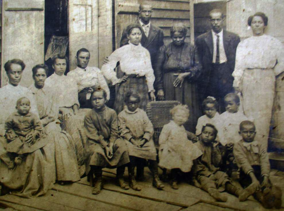 TV show helps trace Big Chief 's genealogy _lowres